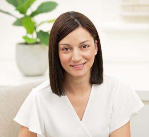 Developmental Therapist Annie Mitchell