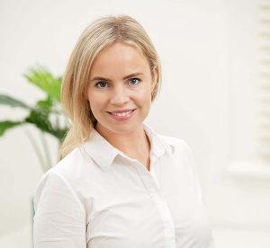Psychologist Claudia Grosset