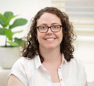 developmental educator Jen Badman
