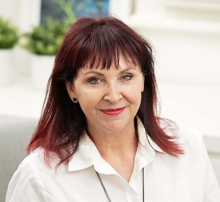 Clinical Psychologist Annemarie Monck