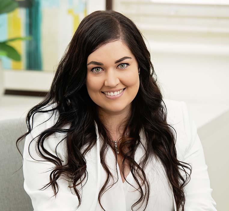 Psychologist Melanie Bradley
