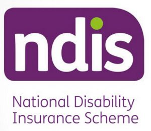 NDIS logo (national disability insurance scheme)